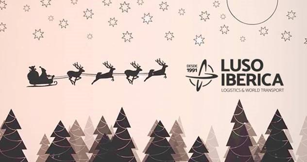 Luso Ibérica les desea Felices Fiestas